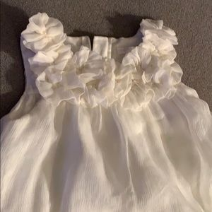 Chloe 6M white dress